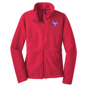 LADIES, Full-Zip, Fleece Jacket, FSC Crest