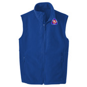 ADULT, Full-Zip, Fleece Vest, FSC Crest